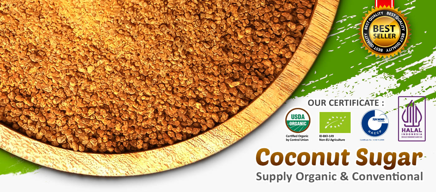 coconut sugar manufacturer 1