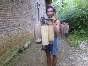 coconut sugar farmer
