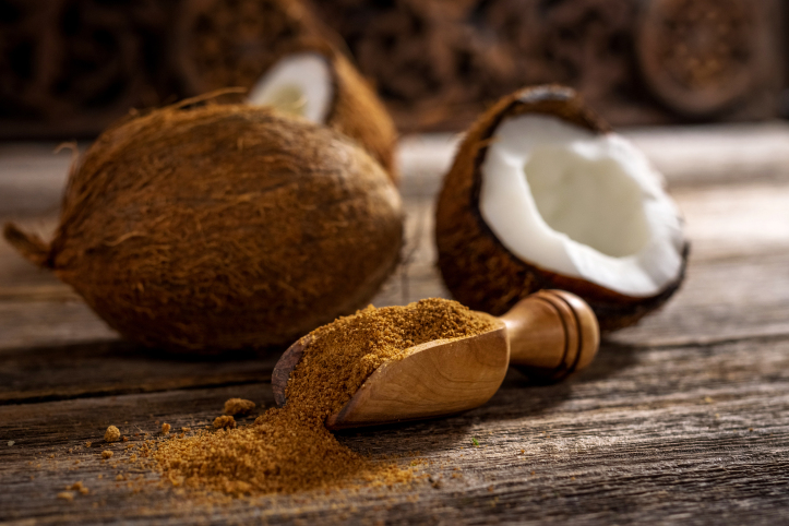 買椰子糖 coconut sugar
