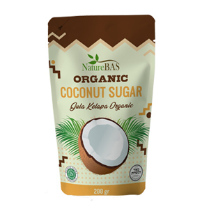 oem coconut sugar packaging 2