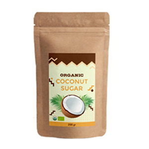 oem coconut sugar packaging 3