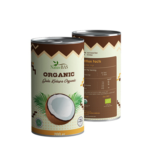 oem coconut sugar packaging 5