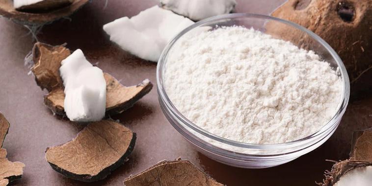 coconut flour free gluten