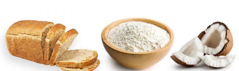 coconut flour alternative for wheat flour