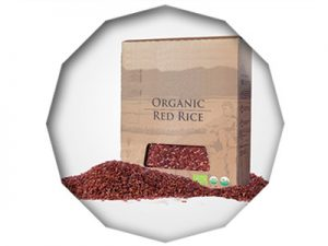 indonesia red rice organic 2
